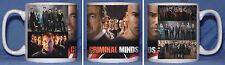 Criminal Minds Shemar Moore Joe Mantegna Thomas Gibson Kirsten Vangsness mug D1