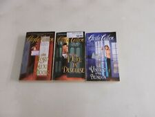 3 GAYLE CALLEN # SISTERS OF WILLOW POND TRILOGY LORD NEXT DUKE DISGUISE VISCOUNT