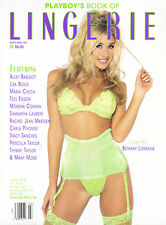 Playboy BOOK OF LINGERIE 03/04/1998  Alley Baggett & Stacy Sanches