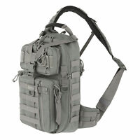 """Maxpedition Gearslinger Sitka Backpack 15""""x8""""x3"""" Foliage Green 0431F"""