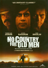 NO COUNTRY FOR OLD MEN (BILINGUAL) (DVD)NEW