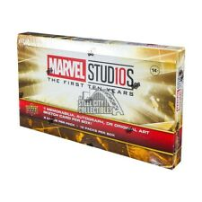 2019 Upper Deck Marvel Universe 10th Anniversary Hobby Box
