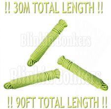 6999480 Guy Rope // Guyline Luminous Yellow 500m Roll