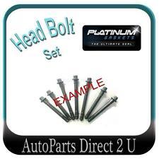 Daewoo Cielo GLX 1.5L & Lanos T100 1.6L & Nubira J100 1.6L Head Bolt Set