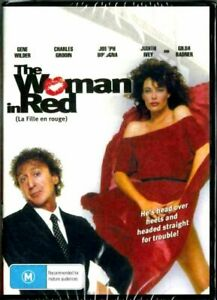 The Woman in Red DVD Gene Wilder New and Sealed Australia