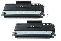 2 XXL Toner kompatibel für Brother HL-5380 / HL-5380 D / HL-5380 DN / HL 5350DN