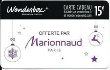 Carte Cadeau Marionnaud Fnac.Carte Cadeaux Marionnaud En Vente Ebay