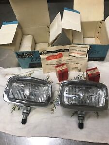 Ferrari 250 Marchal 653 driving  lights