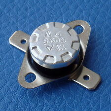 NO Thermostat Temperature Switch Bimetal Disc 100℃, x10
