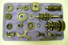 #3253 Honda VT500 Shadow Transmission & Miscellaneous Gears / Shift Drum & Forks