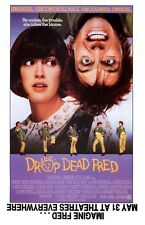 Drop Dead Fred movie poster - Rik Mayall poster, Phoebe Cates - 11 x 17 inches