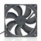 120mm 4Pins 12V PC CPU Host Chassis Computer Case IDE Fan Cooling Cooler BLACK