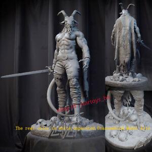 Baphomet Unpainted 30cm ModelKitUnassembled3DPrint Garage Kit Statue Model