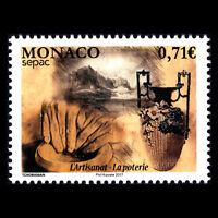 "Monaco 2017 - SEPAC Issue ""Local Handicrafts"" - MNH"