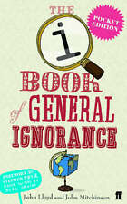 NEW Qi: the Pocket Book of General Ignorance by John Mitchinson