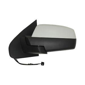 84342028 Mirror Assembly LH White G1W Cap New OEM GM 2015-18 Silverado Sierra