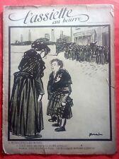 L'assiette au beurre - N°2 - A Montceau les mines - 11 avril 1901