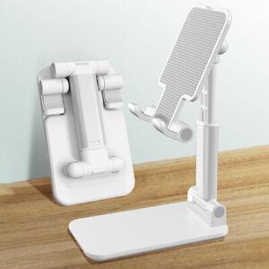 Desktop Phone Stand Holder Portable Aluminum Desk Folding For Cell phone Tablet