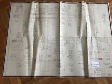 Deckel FP1 Fräsmaschine Zeichnung  Support gez. 21.02.1951 für 250 mm Tischweg