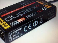 Jeti DUPLEX 2.4EX Gyro Empfänger REX 10 Assist Hacker 80001243