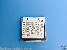 ATC100B101JP500X AMERICAN TECHNICAL CERAMICS  RF MICROWAVE CAP 100PF 500V 5% SMD