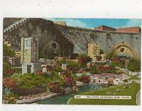 The Castle Eastbourne Model Village 1968 Postcard 791a