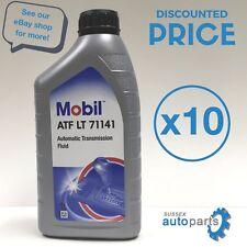 10x Mobil Esso LT71141 ATF Automatic Transmission Fluid BMW Audi VW Toyota 1L