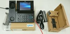 NEW -  Cisco CP-9971-CL-K9 Unified IP Phone+ CP-CAM-C Camera inkluded -NEU
