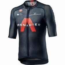 NEW 2021 Castelli INEOS GRENADIERS CLIMBER 3.1 Cycling Jersey, SAVILE BLUE, XL
