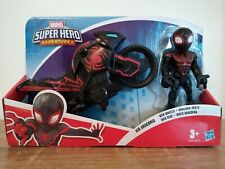 Playskool Heroes Marvel Super Hero Adventures Kid Arachnid Web Wheels