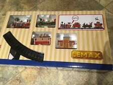 Lemax Village Starlight Express - Railway Train Set -Holiday Village Animated
