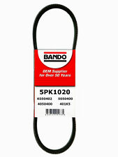 Bando USA 5PK1020 Serpentine Belt