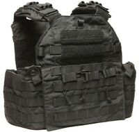 Eagle Industries MMAC Multi Mission Molle 500D Armor Carrier Kit, Black XL