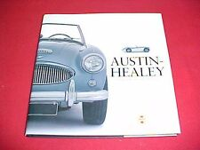 AUSTIN HEALEY GREAT CARS CELEBRATION FABULOUS BIG HARDCOVER BIG BOOK PIGGOTT DJ