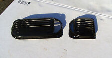 Ford F100 to F350 Fresh air vent covers / Fits 1957 to 1960 models