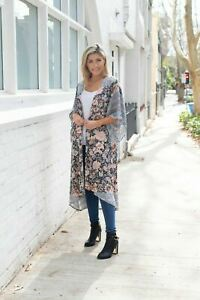 Zara Kimono