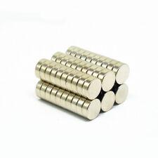 10pcs 15x5mm Magnets Rare Earth Neodymium Discs Round Craft Magnet Disk N38