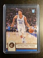 2016-17 NBA 🏀 PANINI EXCALIBUR TIMOTHE LUWAWU-CABARROT RC 🌟 for PHILLY 76ERS.