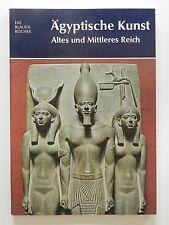 Ägyptische Kunst Altes und Mittleres Reich die blauen Bücher Vagn Poulsen