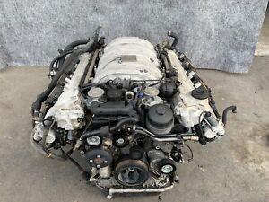 2007-2011 MERCEDES W164 6.3L ML63 AMG COMPLETE ENGINE MOTOR INTAKE ASSEMBLY OEM
