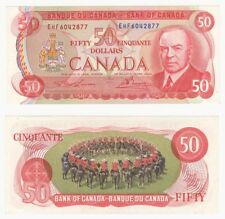 1975 BANK OF CANADA 50 DOLLARS - Pick ref: 90b - EF.