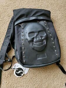 large skull backpack