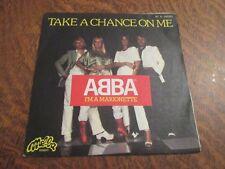 45 tours ABBA take a chance on me