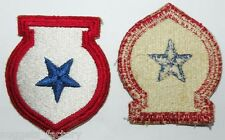 Patch original WWII USA North Africa theater ( 056 )