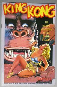 Monster Comics KING KONG #1 Dave Stevens UNREAD HIGH GRADE Beauty