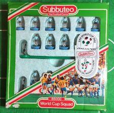 SQUADRA SUBBUTEO LW-Argentina-Set (457) - Coppa del Mondo Italia'90 versione-RARE