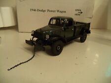 Danbury Mint Dodge Power Wagon 1946 In Box