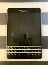 BlackBerry PASSPORT (SQW100-3)  -32GB -AT&T Only -Black *FAIR* Condition -1