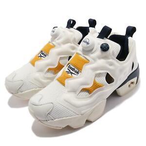Reebok Instapump Fury OG Chalk Beige Men Unisex Casual Lifestyle Shoes GY5304