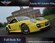 Porsche 997 Xclusive Full Body Kit